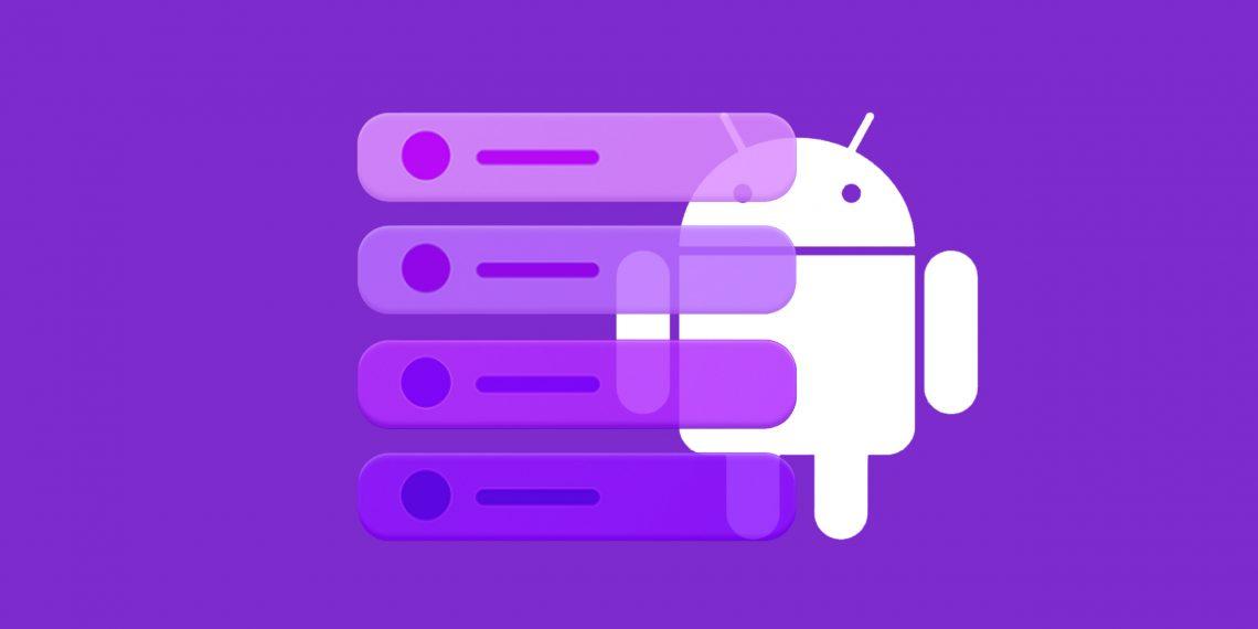 Image 1 Aplikasi Terbaik untuk Kostumisasi Pusat Pemberitahuan dan Bilah Status di Android