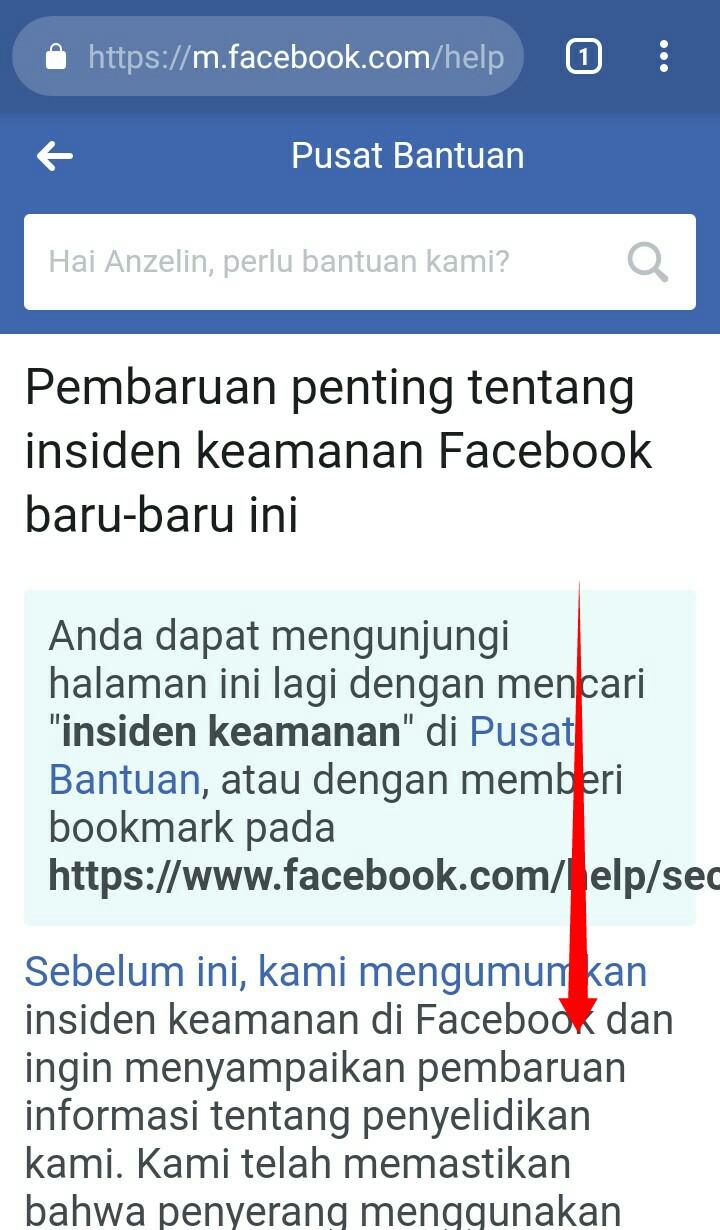 Image 3 Cara Mengetahui Apakah Akun Facebook Anda Diretas
