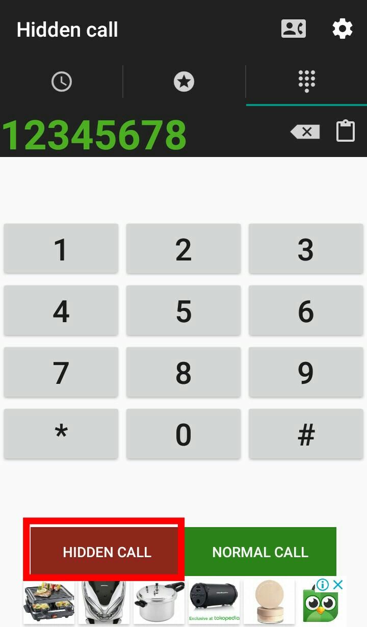 Image 11 Cara Menyembunyikan Nomor Telepon di Android