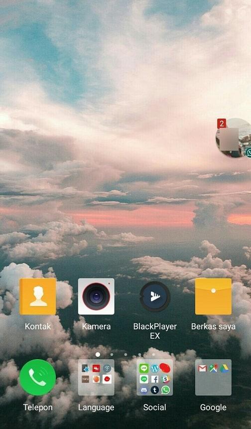 Image 3 Cara Membuat Balon Chat Seperti Messenger di WhatsApp