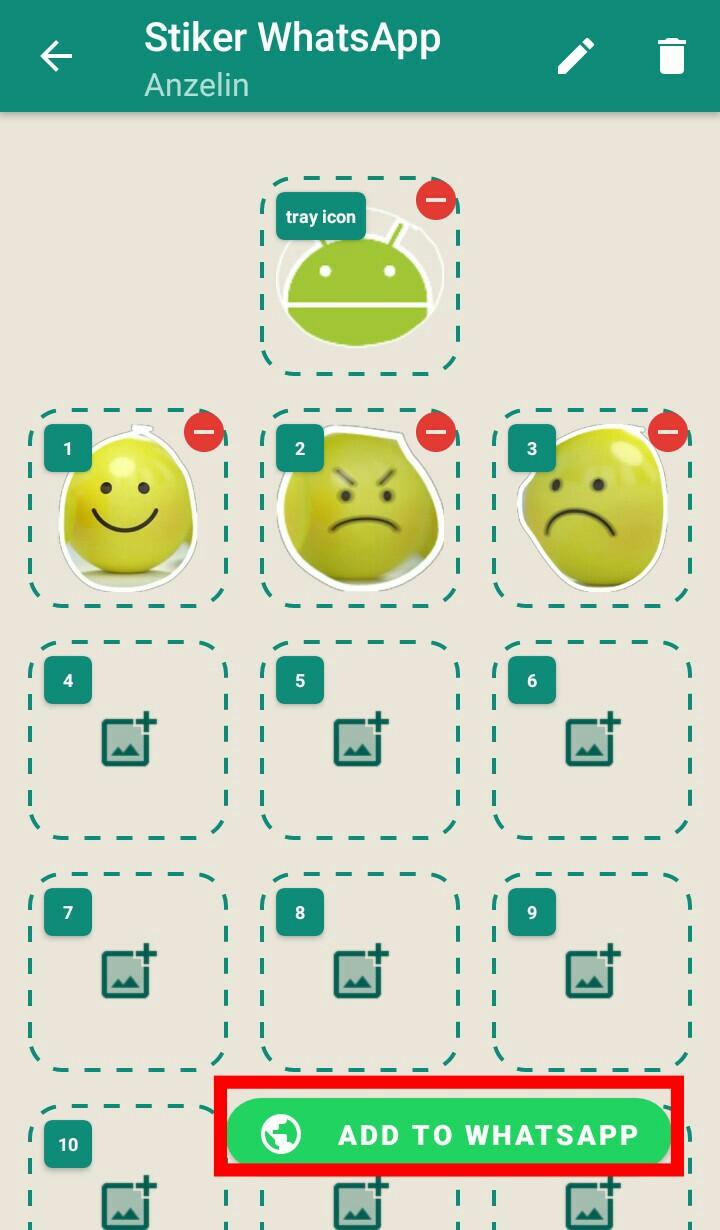 Image 4 Cara Membuat dan Mengirim Stiker Pribadi Anda di WhatsApp