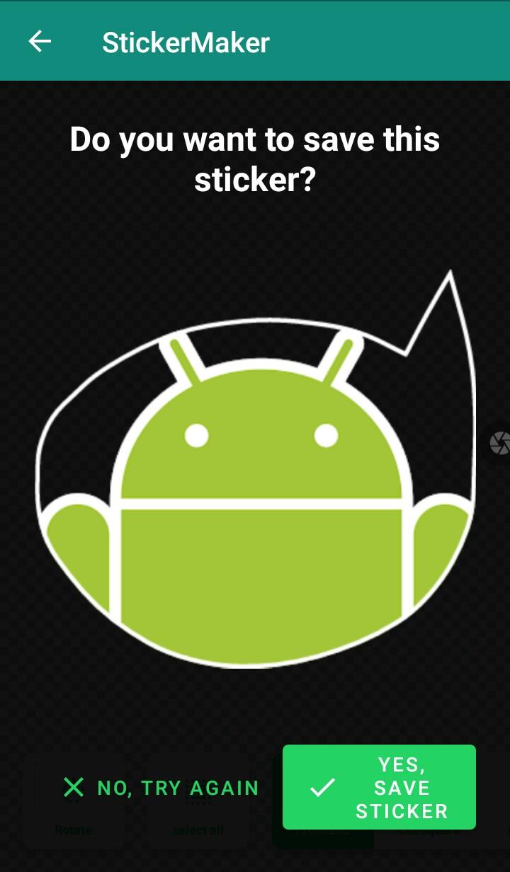 Image 7 Cara Membuat dan Mengirim Stiker Pribadi Anda di WhatsApp