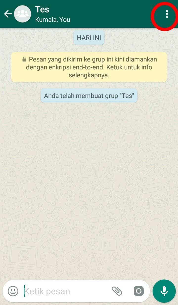 Image 6 Cara Meninggalkan Grup WhatsApp dan Facebook Messenger tanpa Diketahui Siapapun