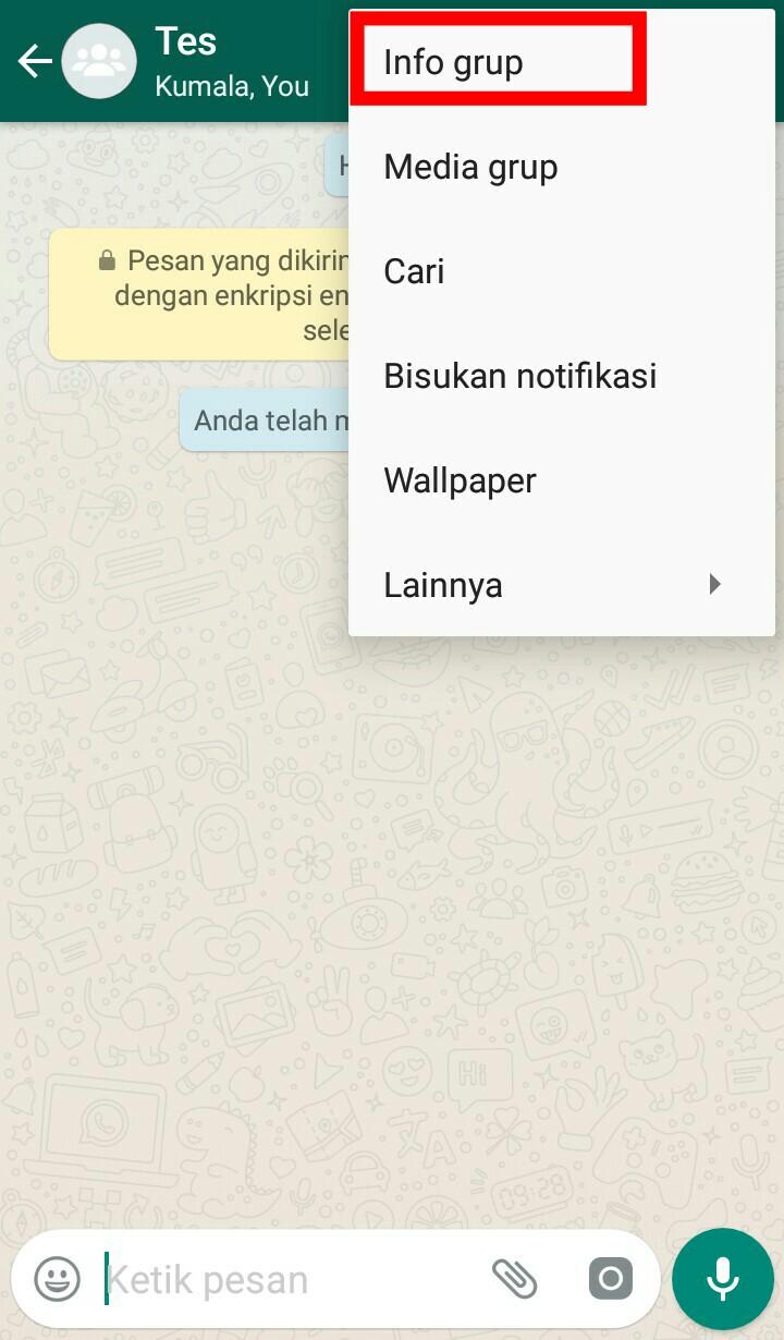 Image 3 Cara Meninggalkan Grup WhatsApp dan Facebook Messenger tanpa Diketahui Siapapun