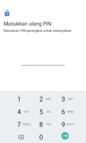 Image 4 Cara Menyiapkan Kunci Layar, Sidik Jari & Sensor Wajah untuk Keamanan di Android