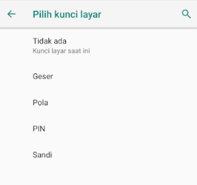 Image 9 Cara Menyiapkan Kunci Layar, Sidik Jari & Sensor Wajah untuk Keamanan di Android