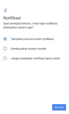 Image 11 Cara Menyiapkan Kunci Layar, Sidik Jari & Sensor Wajah untuk Keamanan di Android