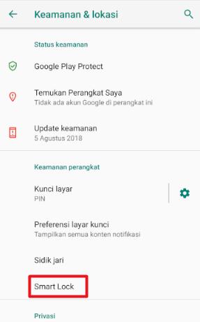 Image 13 Cara Menyiapkan Kunci Layar, Sidik Jari & Sensor Wajah untuk Keamanan di Android