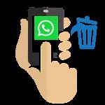 Cara Menghapus atau Menonaktifkan Akun WhatsApp
