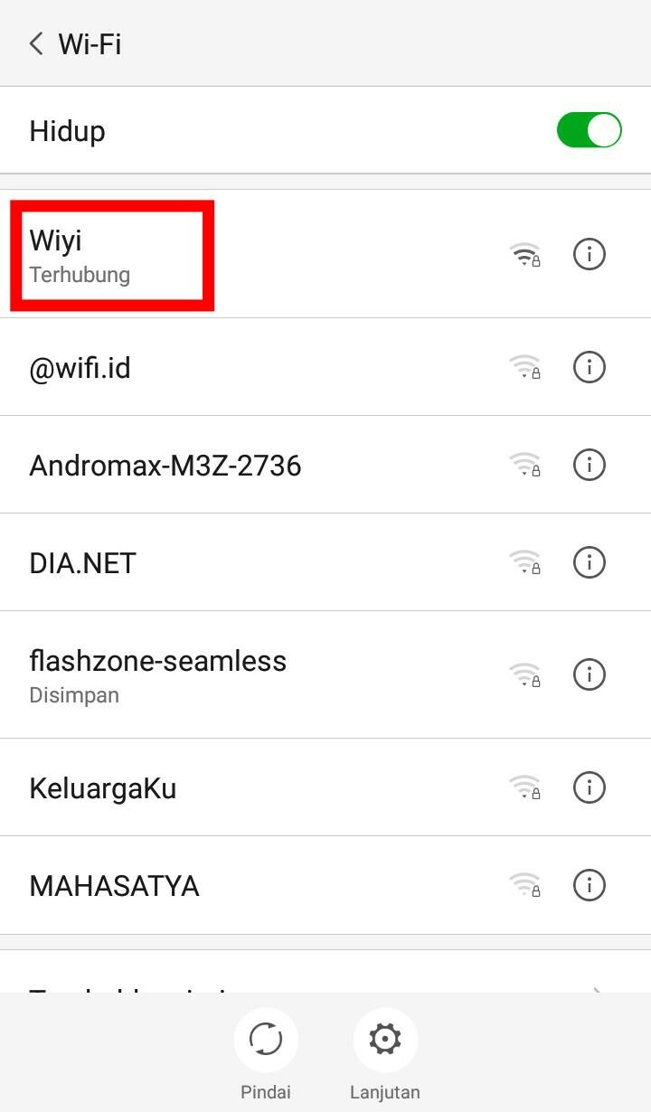 Image 8 Bagikan Kata Sandi Wi-Fi dengan Kode QR di Android