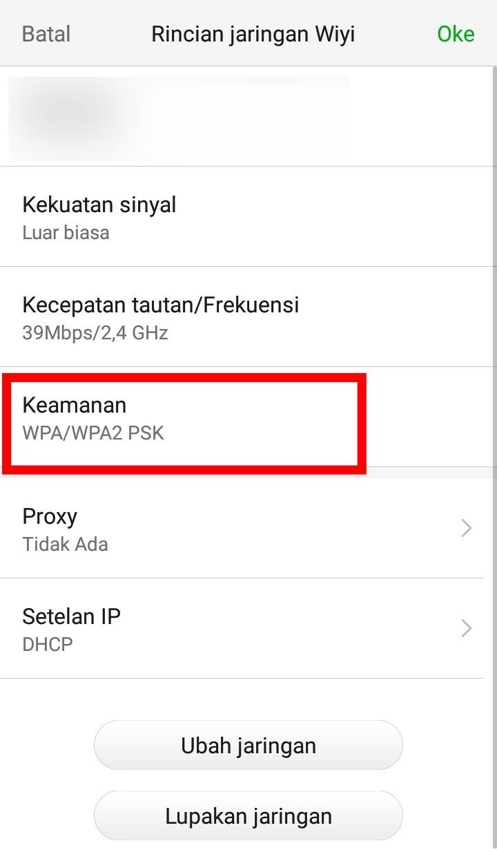 Image 10 Bagikan Kata Sandi Wi-Fi dengan Kode QR di Android