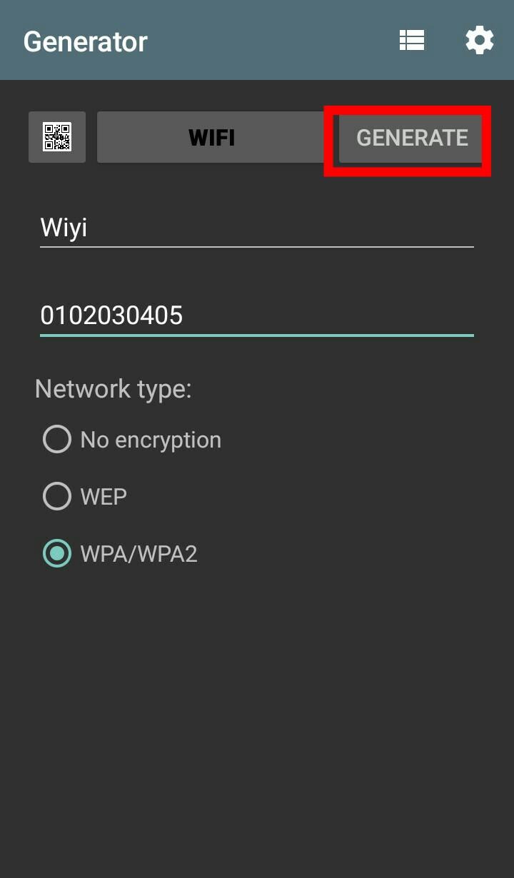 Image 14 Bagikan Kata Sandi Wi-Fi dengan Kode QR di Android