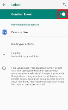 Image 1 Hari Privasi Data: Menghentikan Pelacakan Lokasi Anda oleh Aplikasi Android