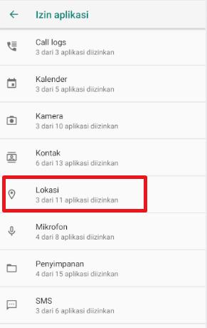 Image 3 Hari Privasi Data: Menghentikan Pelacakan Lokasi Anda oleh Aplikasi Android