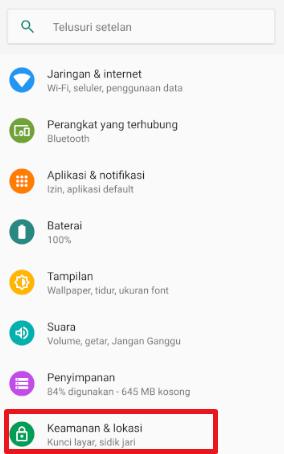 Image 5 Hari Privasi Data: Menghentikan Pelacakan Lokasi Anda oleh Aplikasi Android