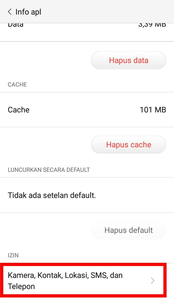Image 8 Hari Privasi Data: Menghentikan Pelacakan Lokasi Anda oleh Aplikasi Android