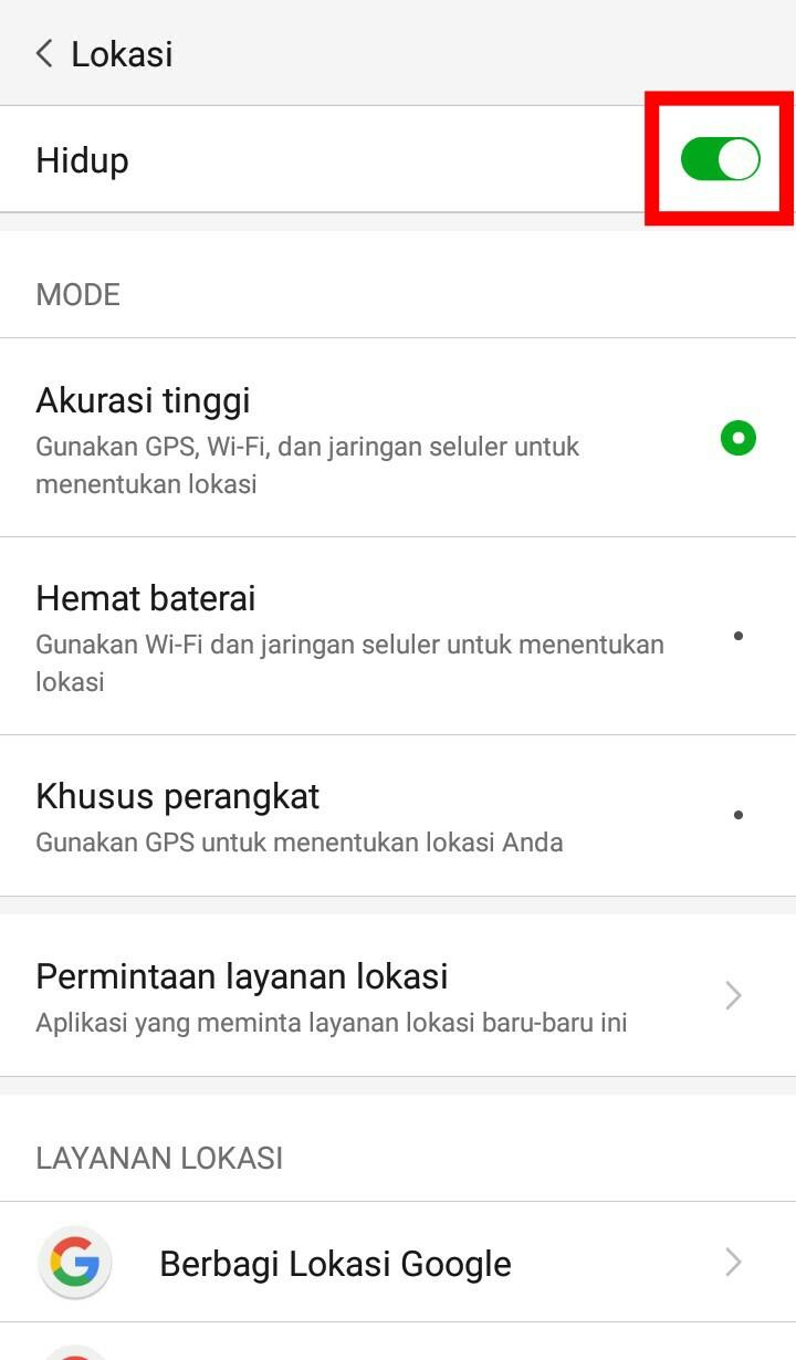 Image 12 Hari Privasi Data: Menghentikan Pelacakan Lokasi Anda oleh Aplikasi Android