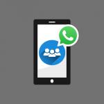 Cara Membalas Pesan Grup WhatsApp secara Pribadi