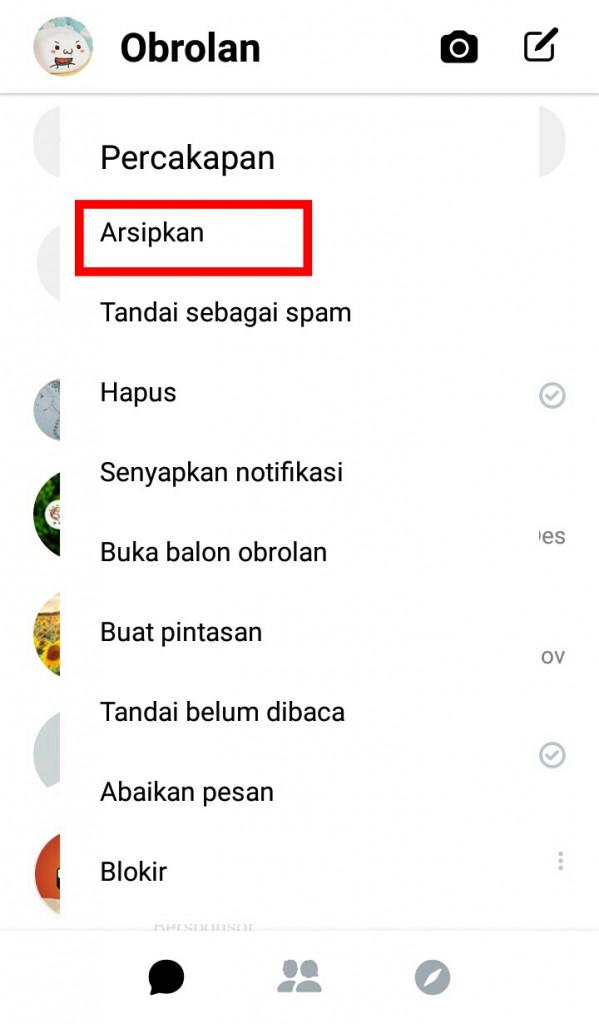 Image 3 Percakapan Rahasia: Menyembunyikan Chat Anda di WhatsApp dan Facebook Messenger