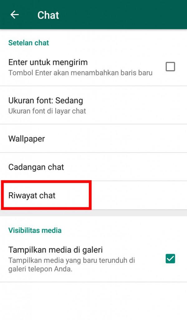 Image 4 Percakapan Rahasia: Menyembunyikan Chat Anda di WhatsApp dan Facebook Messenger