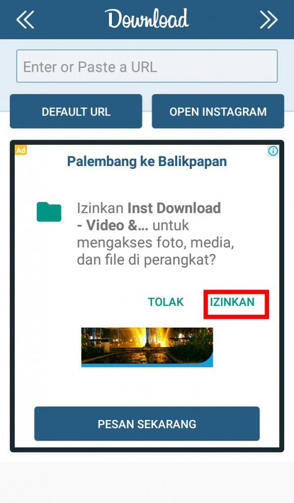 Image 4 Mengunduh Foto atau Video Instagram di Android: Begini Caranya