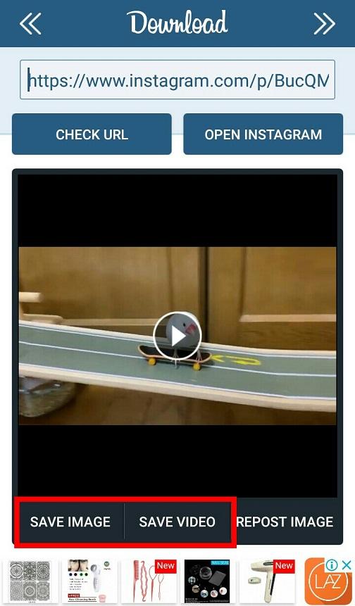 Image 7 Mengunduh Foto atau Video Instagram di Android: Begini Caranya