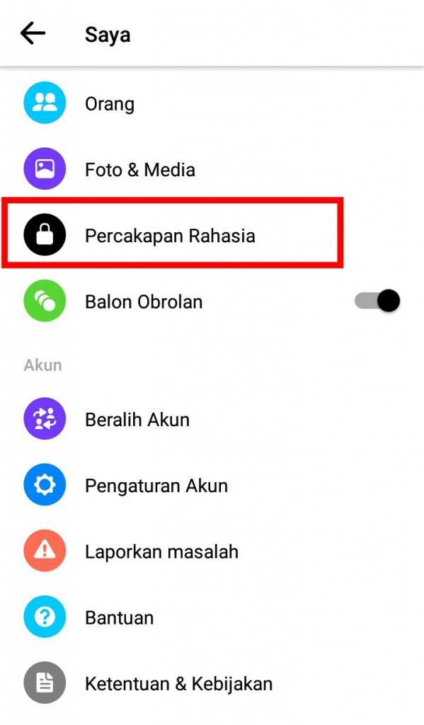 Image 4 Cara Mengirim Pesan Swahancur di Android