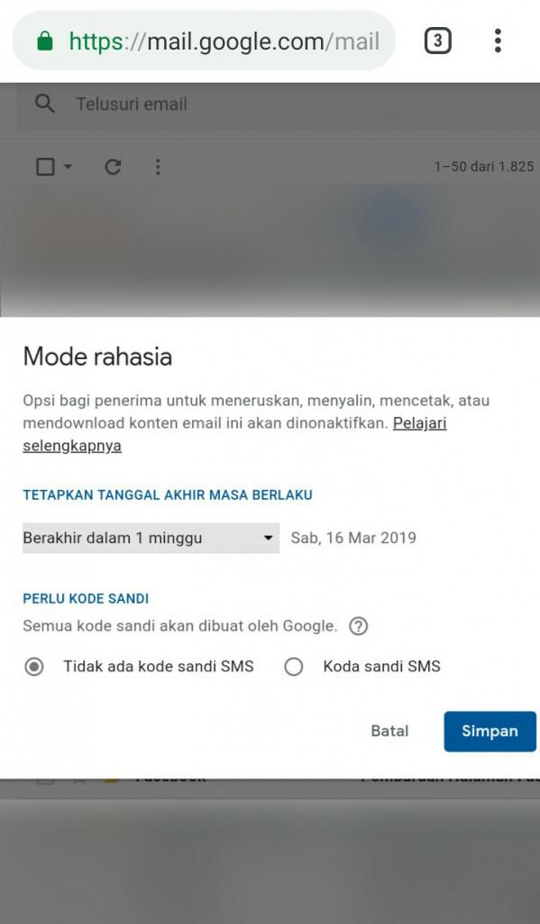 Image 10 Cara Mengirim Pesan Swahancur di Android