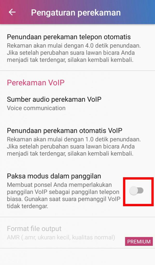 Image 4 Cara Merekam Panggilan WhatsApp di Android