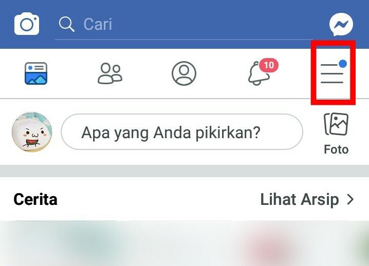 Image 6 Cara Menghentikan Facebook dari Melacak Lokasi Anda di Latar Belakang