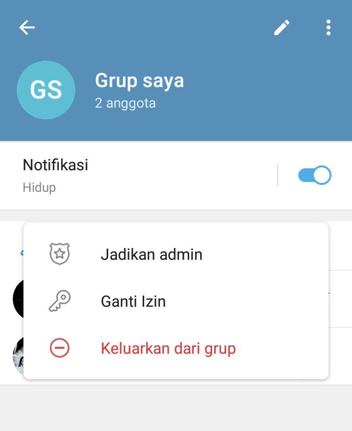 Image 8 Membuat Grup dan Channel di Telegram: Begini Caranya