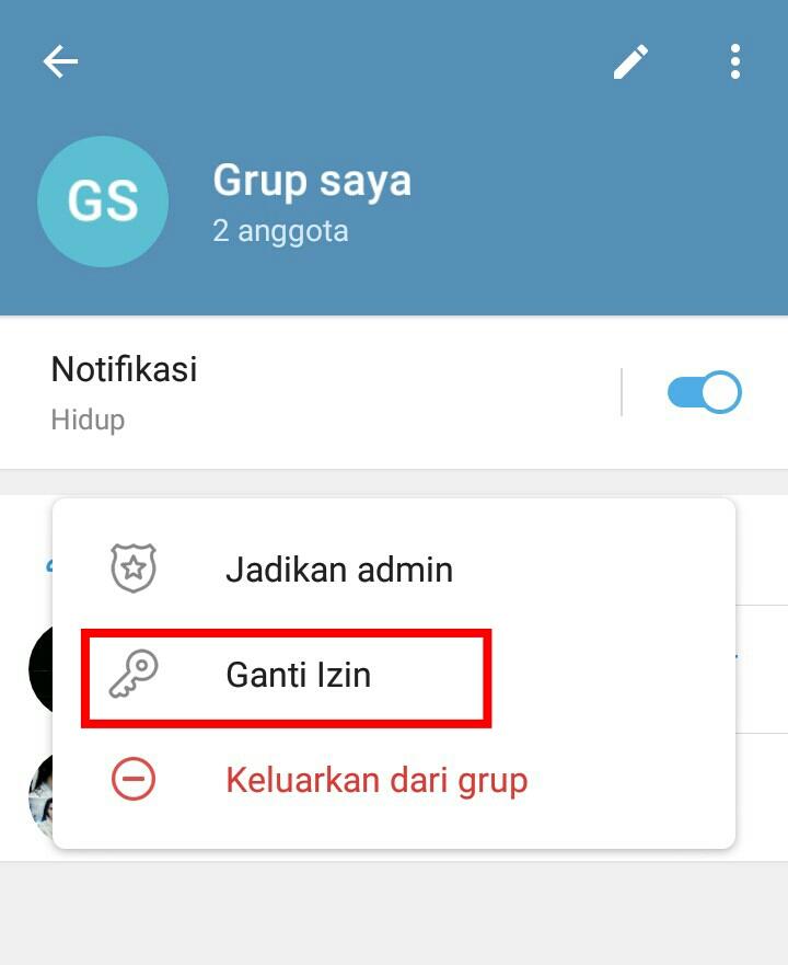Image 9 Membuat Grup dan Channel di Telegram: Begini Caranya