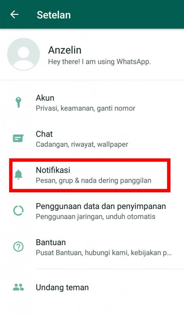 Image 8 Cara Mengubah Suara Pemberitahuan di Android
