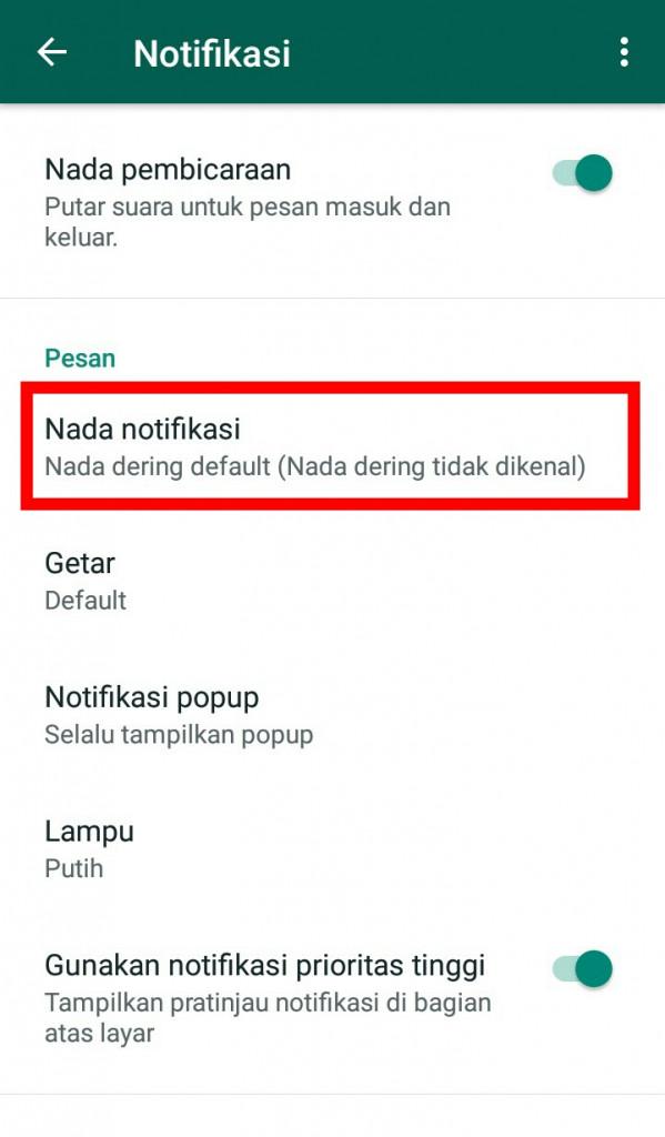 Image 9 Cara Mengubah Suara Pemberitahuan di Android