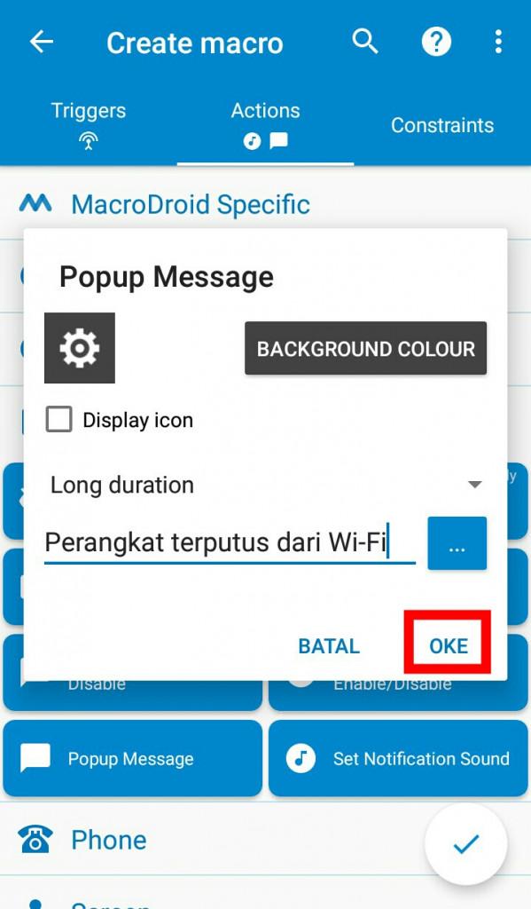 Image 4 Dapatkan Pemberitahuan ketika Perangkat Android Anda Terputus dengan Wi-Fi Rumah