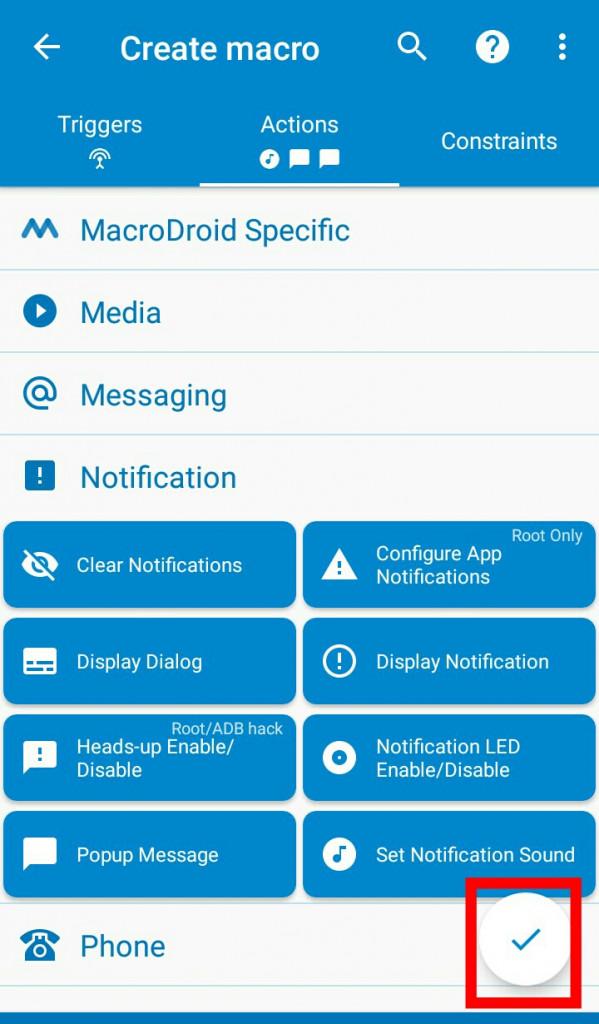 Image 5 Dapatkan Pemberitahuan ketika Perangkat Android Anda Terputus dengan Wi-Fi Rumah