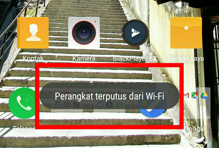 Image 8 Dapatkan Pemberitahuan ketika Perangkat Android Anda Terputus dengan Wi-Fi Rumah