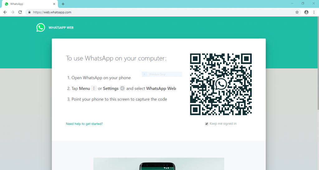 Image 1 WhatsApp Web Tidak Bekerja: Ada Cara Mengatasinya!
