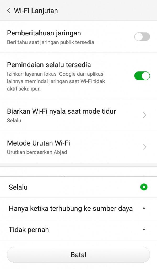 Image 7 Perbaiki Masalah-Masalah Wi-Fi yang Paling Umum di Android: Begini Caranya