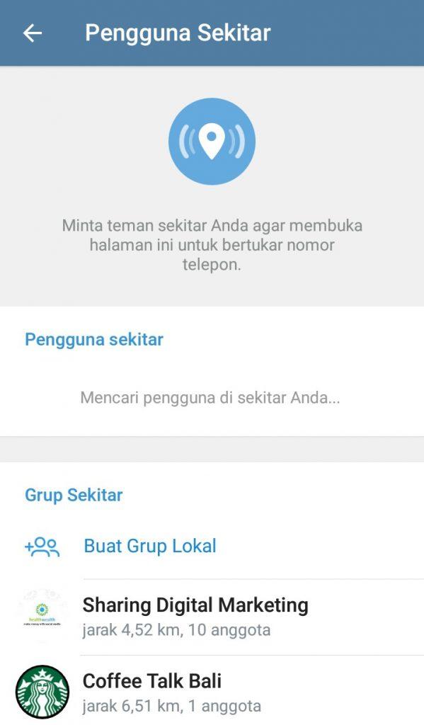 Image 11 Fitur-Fitur Baru Telegram: Chat Berdasarkan Lokasi, Tambahkan Kontak Tanpa Nomor Telepon, dll!