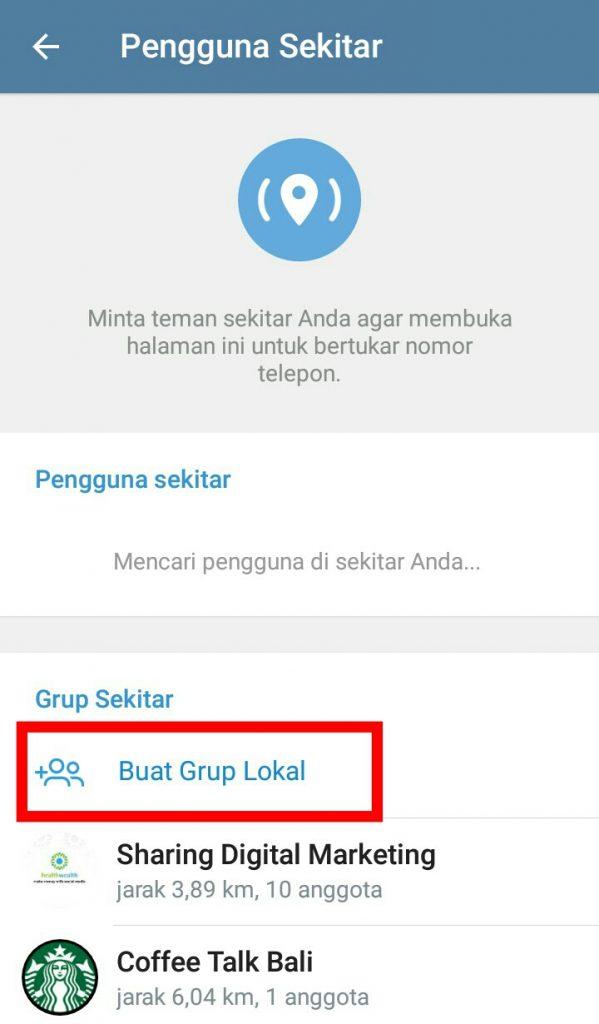 Image 2 Fitur-Fitur Baru Telegram: Chat Berdasarkan Lokasi, Tambahkan Kontak Tanpa Nomor Telepon, dll!