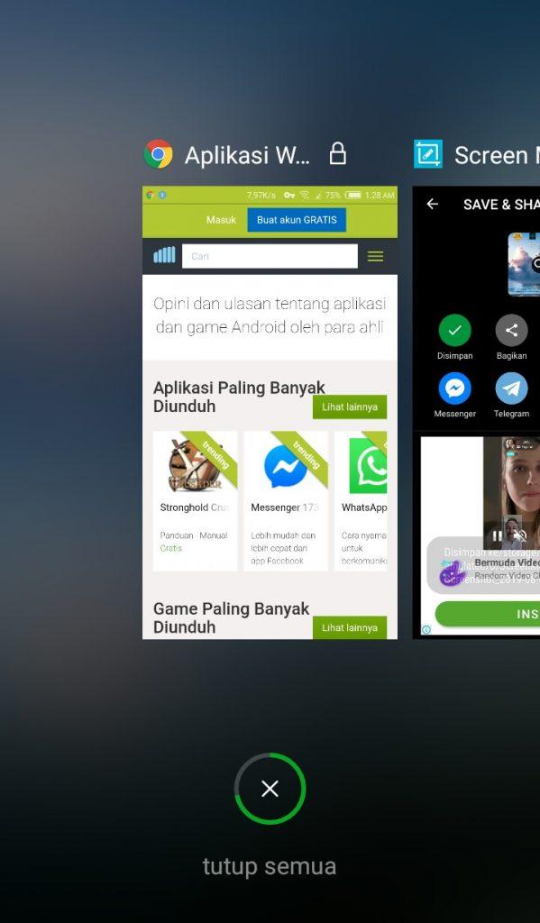 Image 7 Cara Menambahkan Pintasan Situs di Android Android