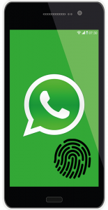 Image 2 Cara Mengaktifkan Kunci Sidik Jari di WhatsApp