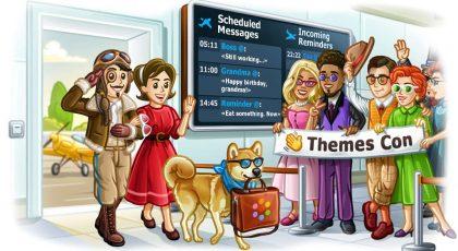 Image 1 Update Baru Telegram: Pesan Berjadwal, Pengingat, Tema yang Ditingkatkan, dll