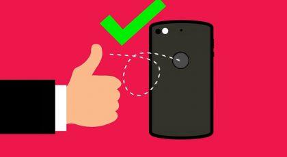 Image 1 Cara Terbaik untuk Menggunakan Pemindai Sidik Jari di Perangkat Android Anda