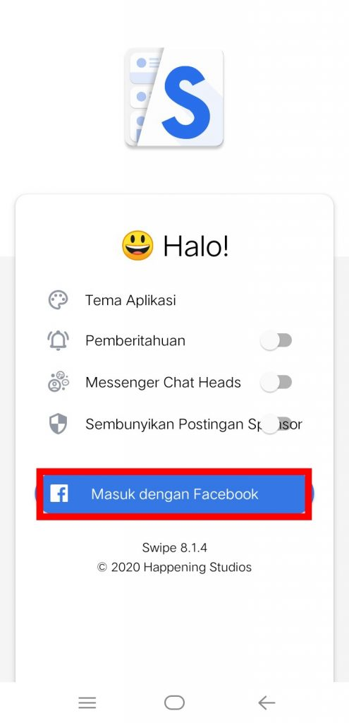 Image 6 Cara Menyembunyikan Umpan Cerita Facebook di Android