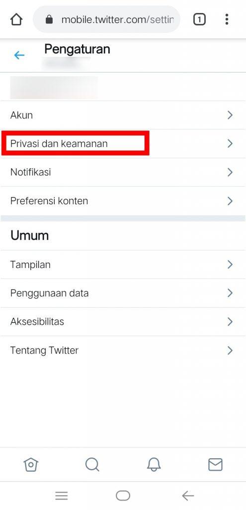 Image 10 Menyembunyikan Media Sosial Anda dari Perundung di Android