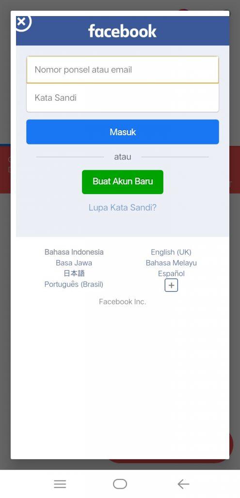 Image 3 Cara Mengunduh Foto Facebook di Android
