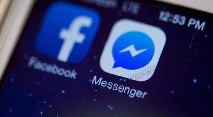 Image 1 Menggunakan Facebook Messenger tanpa Akun Facebook