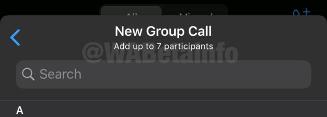 Image 2 WhatsApp Kini Mendukung Panggilan Video 8 Orang
